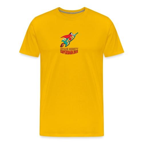 superbadluck- SPACEODDITY - Maglietta Premium da uomo