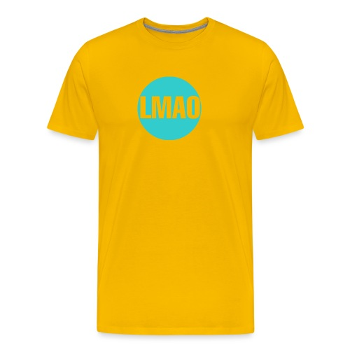 Camiseta Lmao - Camiseta premium hombre