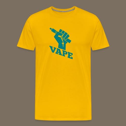 Vape Faust - Männer Premium T-Shirt