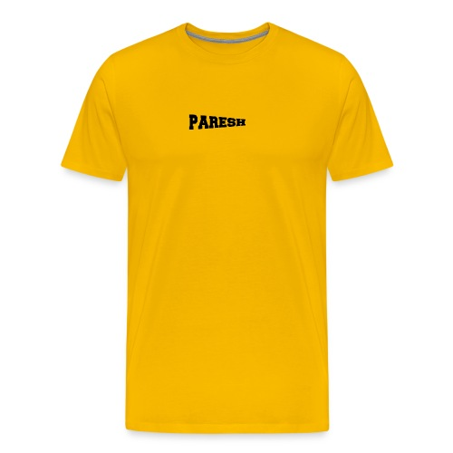 Paresh - Men's Premium T-Shirt