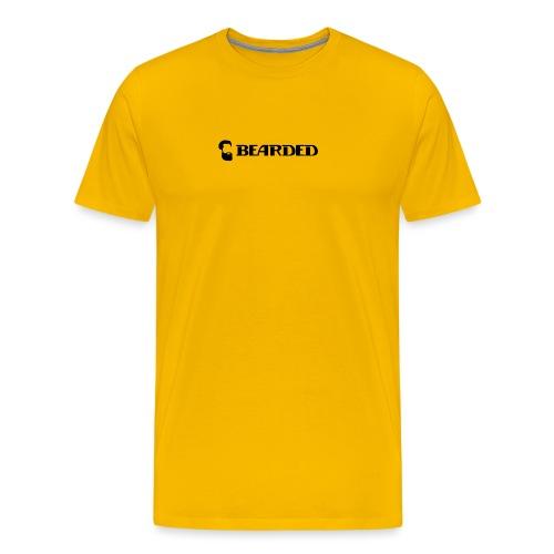 Bearded - Men's Premium T-Shirt