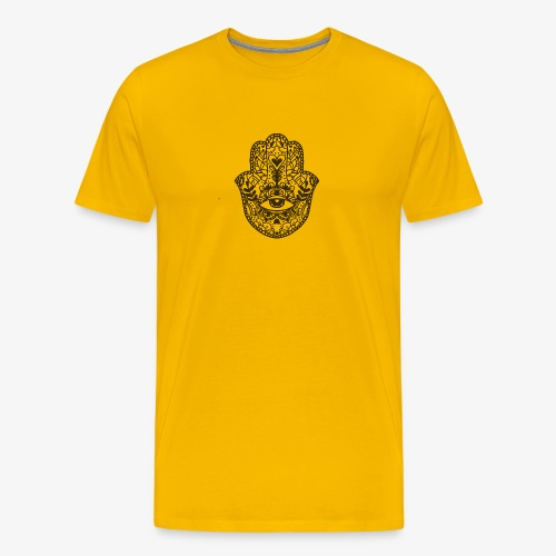 mandala4 - Men's Premium T-Shirt