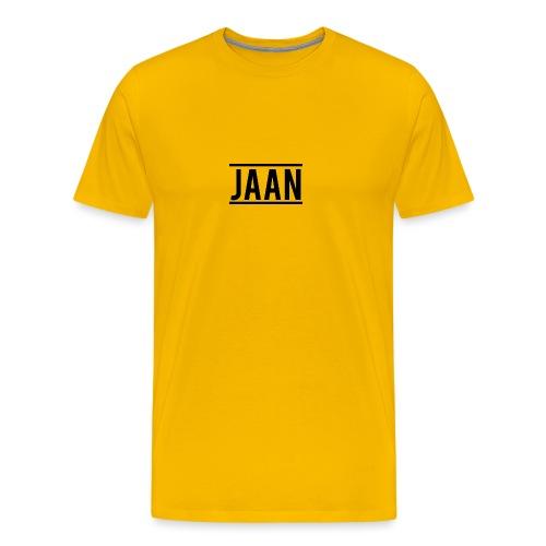 Jaan. - Männer Premium T-Shirt