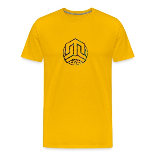Cookie logo colors - Men's Premium T-Shirt