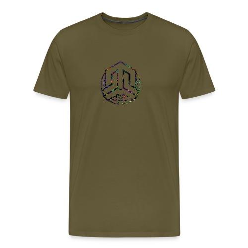 Cookie logo colors - Men's Premium T-Shirt