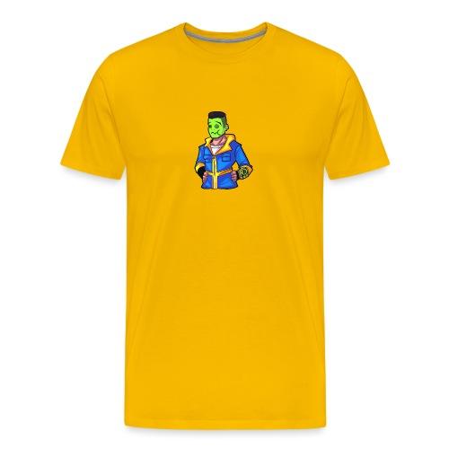 fallout emotes 022 - Men's Premium T-Shirt