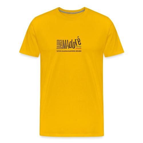 T-Shirt - Donna - Logo Standard + Sito - Maglietta Premium da uomo