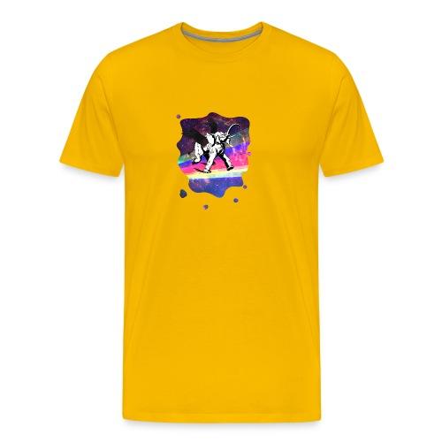 Voir voler un éléphant - T-shirt Premium Homme