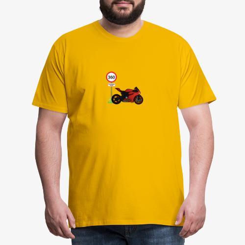 Free ride - T-shirt Premium Homme