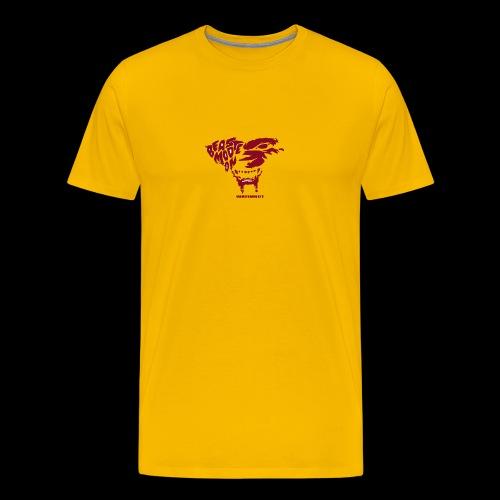 beastmode - Männer Premium T-Shirt