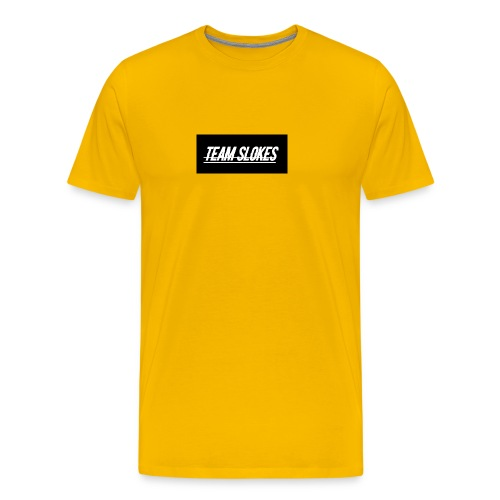 team slokes - Men's Premium T-Shirt