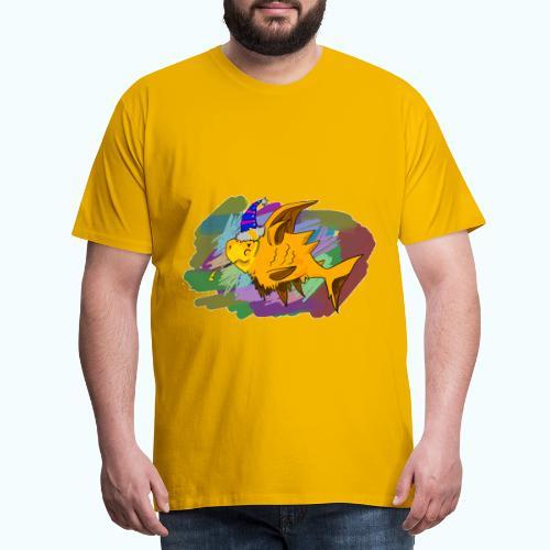 80s comic - Men's Premium T-Shirt