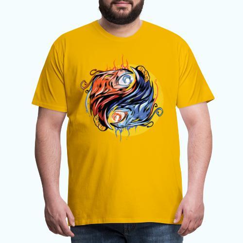 Japan Phoenix - Men's Premium T-Shirt