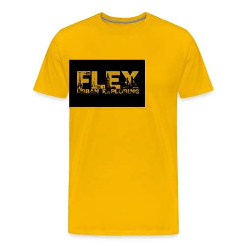 FlexUrban - Men's Premium T-Shirt