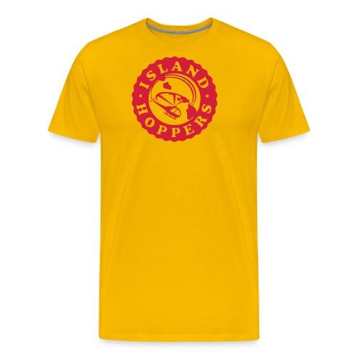 Island Hoppers - Männer Premium T-Shirt
