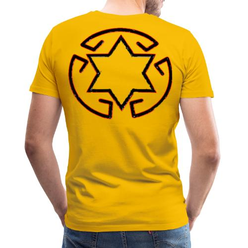 Starless - Premium-T-shirt herr