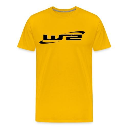 logcdspreadshirt - T-shirt Premium Homme
