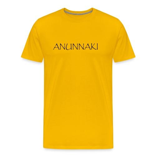 ANUNNAKI - Maglietta Premium da uomo