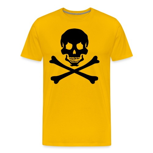 pirateskull - Men's Premium T-Shirt