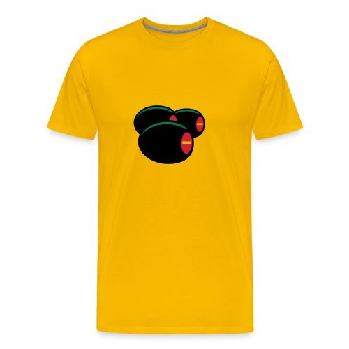 Olives - Männer Premium T-Shirt