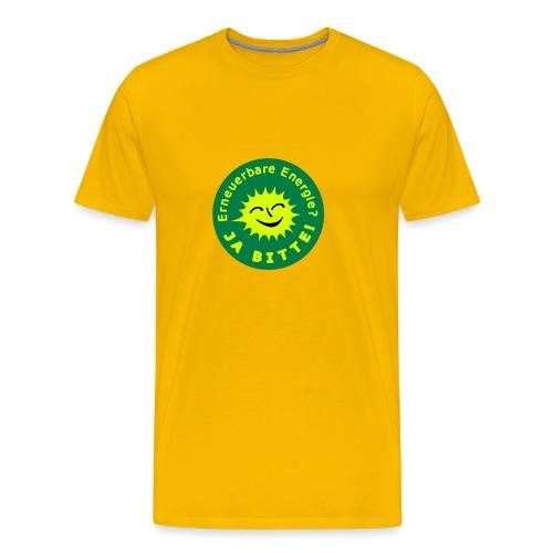 Erneuerbare Energie 02 - Männer Premium T-Shirt