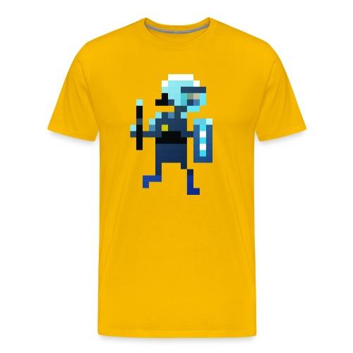 1700 laufender polizist - Männer Premium T-Shirt