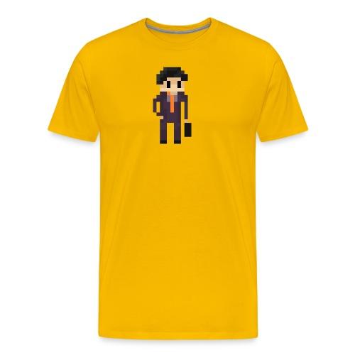 GoUp Guy - Männer Premium T-Shirt