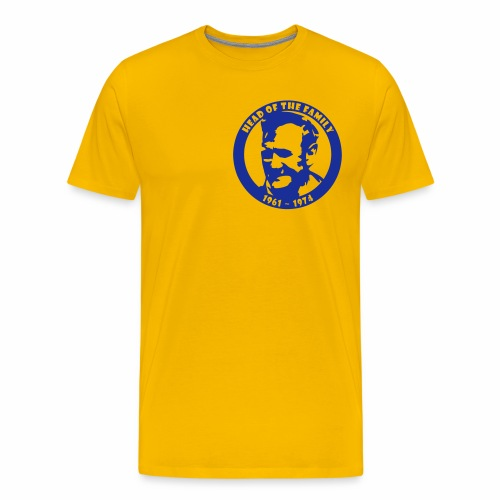 HEAD OF THE FAMILY - Men's Premium T-Shirt