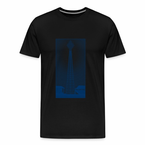 FLOOD NIGHT - Men's Premium T-Shirt