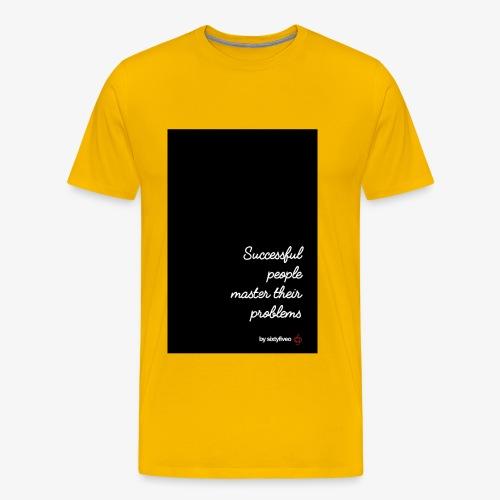 650 Logo - Männer Premium T-Shirt