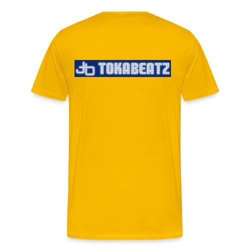 Vortecs-Toka - Männer Premium T-Shirt