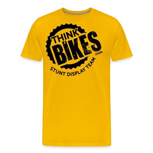 thinkbikesroundel01 - Men's Premium T-Shirt