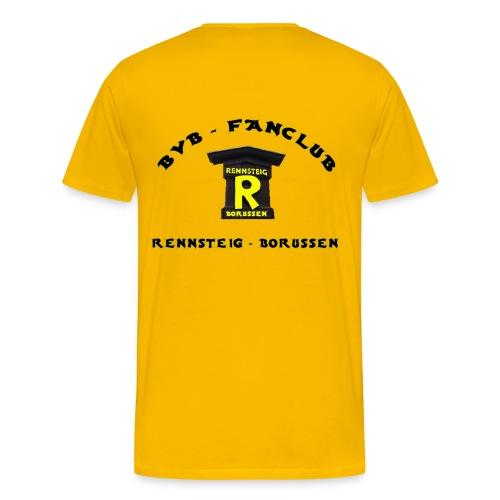 rbblack - Männer Premium T-Shirt