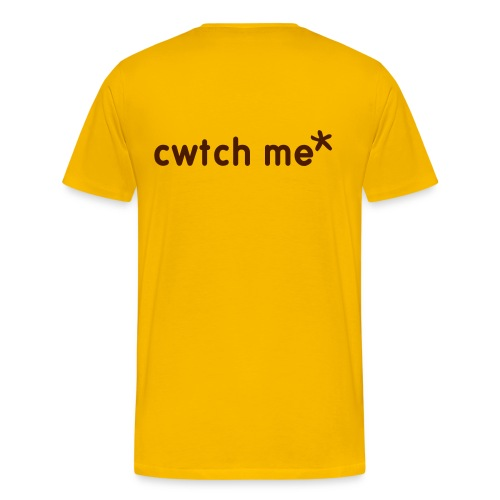 cwtchme - Men's Premium T-Shirt