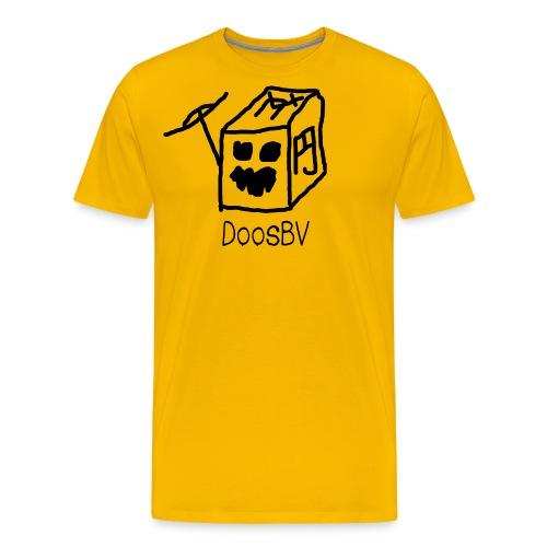 Fak joeton pumpkin - Mannen Premium T-shirt