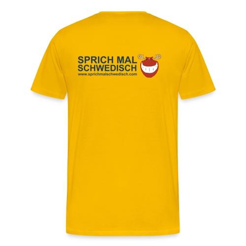 tshirt5 - Männer Premium T-Shirt