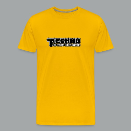 Dr.zerK SUPPORT 3 - Männer Premium T-Shirt