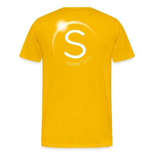 SolarTech - Camiseta premium hombre