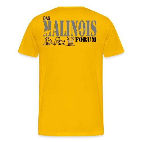 Banner neu - Männer Premium T-Shirt