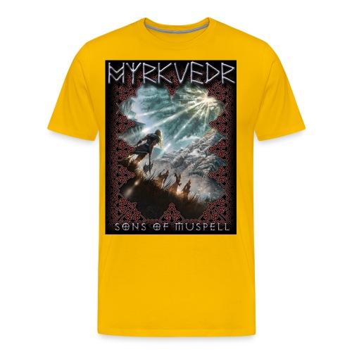 Sons of Muspell Yggdrasil - Men's Premium T-Shirt