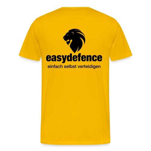 easydefense - Männer Premium T-Shirt
