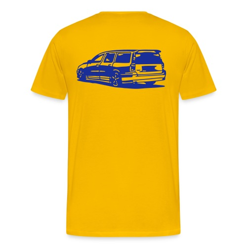 volvo_v70iis - Männer Premium T-Shirt