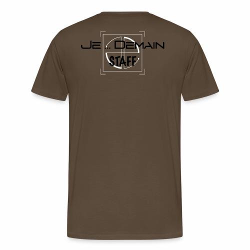 JE ... DEMAIN STAFF - T-shirt Premium Homme