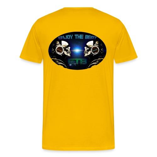 Frühlings Special Enjoy the Beat - Männer Premium T-Shirt