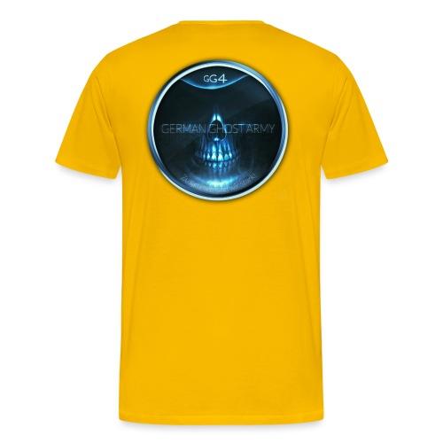 Logo neu 600x600 - Männer Premium T-Shirt