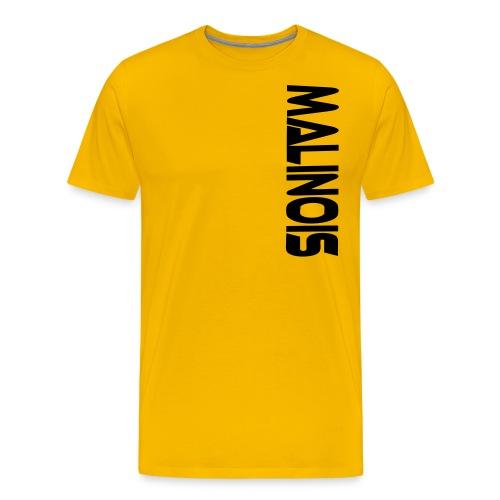 Malinois T-Shirts - Männer Premium T-Shirt