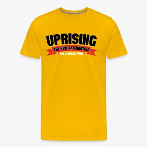 Uprising - Hi Res - Men's Premium T-Shirt
