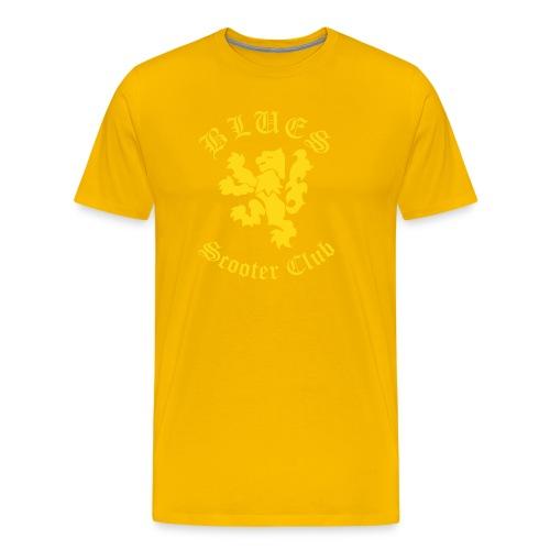 Front - Premium-T-shirt herr