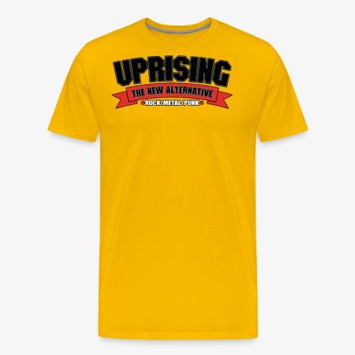 Hi-Res Logo w/ Stroke 2 - Men's Premium T-Shirt