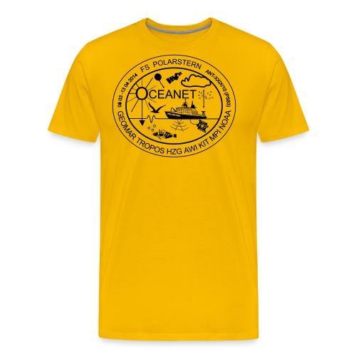 Polarstern Logo - Männer Premium T-Shirt